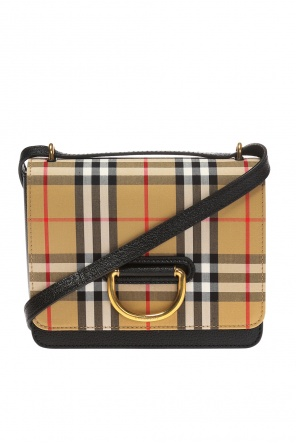 D-ring' shoulder bag od Burberry